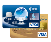 UBL Credit Card